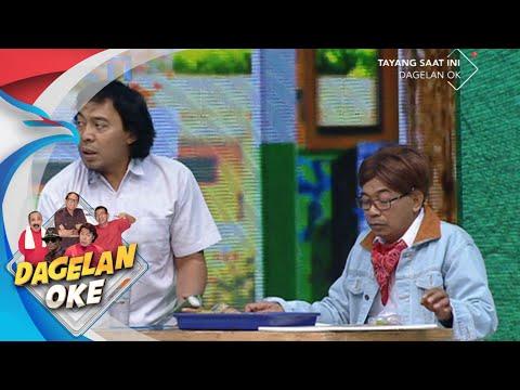 DAGELAN OKE - Komeng Dan Jarwo Rebutan Meja [15 September 2018]