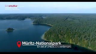 Ein Smuttur til Mecklenburg-Vorpommern skønne natur!