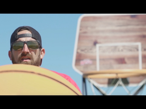 Thumbnail: Giant Basketball Trick Shots | Dude Perfect