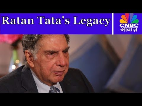 Ratan Tata's Legacy | Tata Group Enters A New Era | CNBC Awaaz