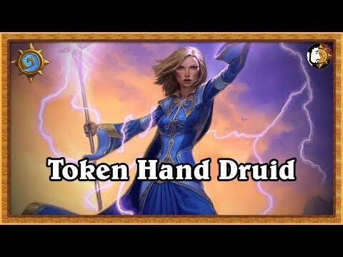 Hearthstone: In The Bank - Token Hand Druid