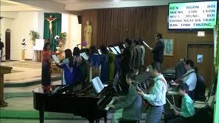 Tiến lên đền thánh  -  Đinh Công Huỳnh