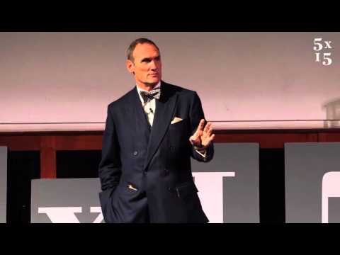 A.A. Gill @ 5x15 - The meaning of food