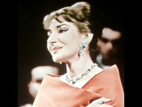 Maria Callas, Debut-Paris