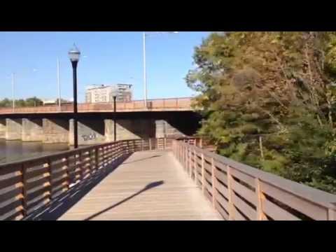 Wellington-Mystic Boardwalk Underpass
