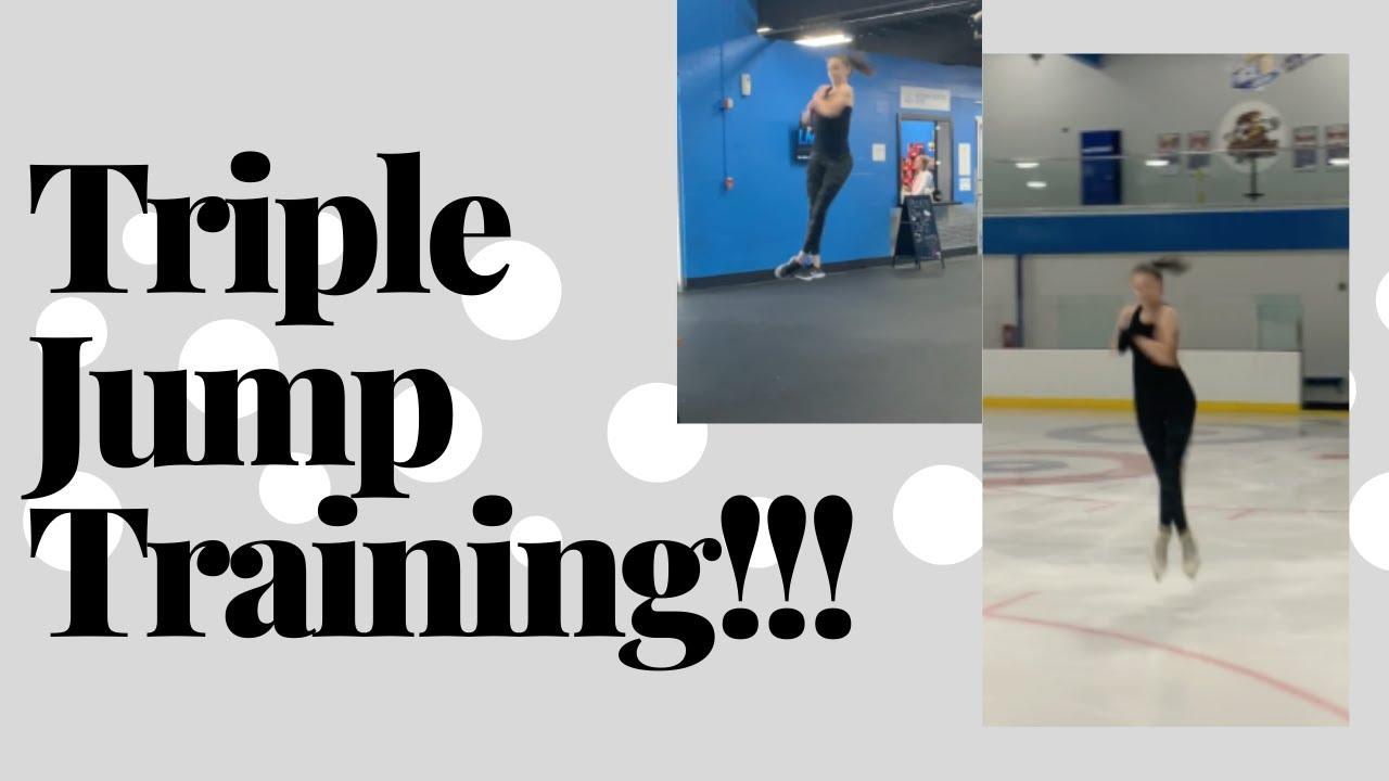 Triple Jump Training!!!
