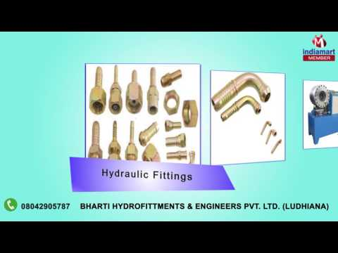 Hydraulic-fittings by Bharti Hydrofittments & Engineers Private Limited, Ludhiana