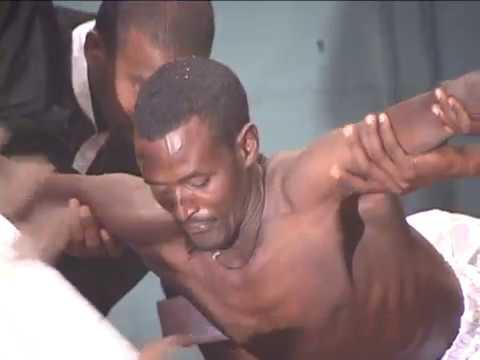 Osho martial arts club in Gondar, Ethiopia