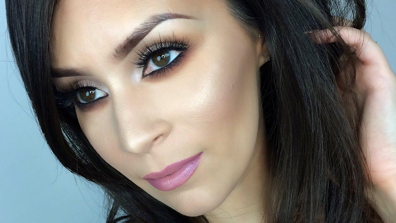 A makeup look anyone can do l makeup tutorial youtube a makeup look anyone can do l makeup tutorial baditri Image collections