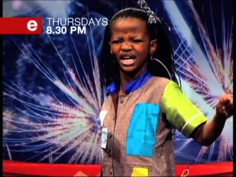SA's Got Talent   Botlhale Boikanyo