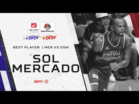 Best Player: Sol Mercado | PBA Commissioner's Cup 2019