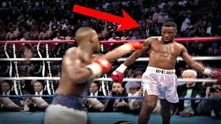 Amazing Boxer With SUPERHUMAN Defense