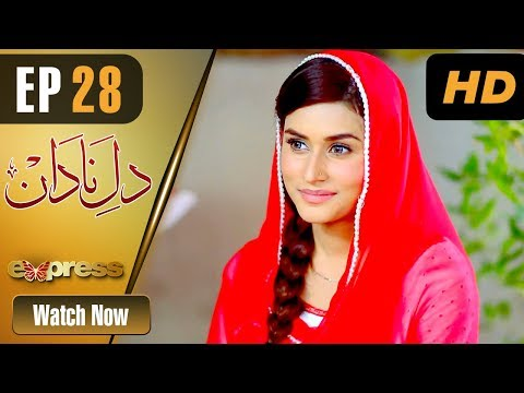 Dil E Nadaan - Episode 28 - Express Entertainment Dramas