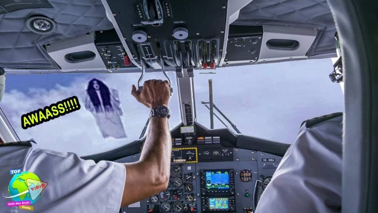 Bahaya Bermain Layangan Untuk Penerbangan, Hingga Masuk Mesin Pesawat!! Pilot Luar Tepuk Jidat...