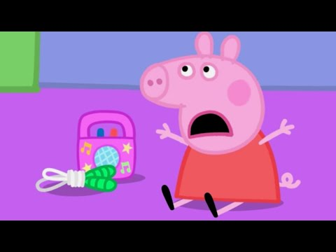 Peppa Pig en Español - ¡Diversión en el aula! - Pepa la cerdita