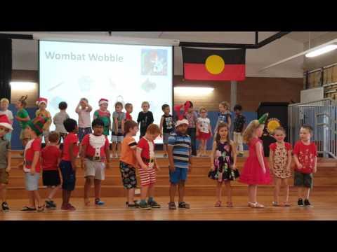 Wombat Wobble