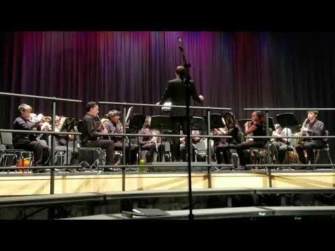 Parkville High School Winter Concert Wind Ensemble