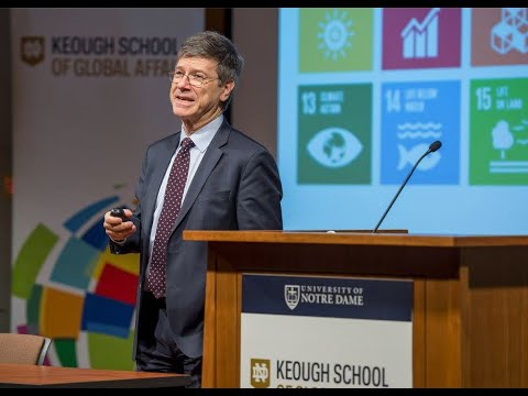 For the Planet and the Poor - Achieving the Sustainable Development Goals: What Will It Take?