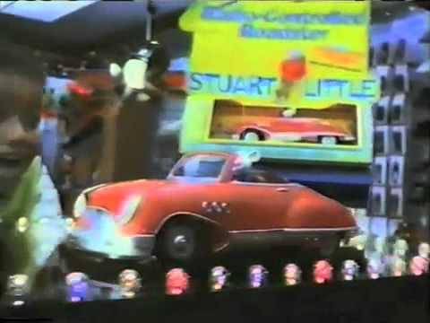 Radioshack Stuart Little Rc Car Youtube