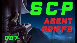 SCP 007 Agent Brief Abdominal Planet