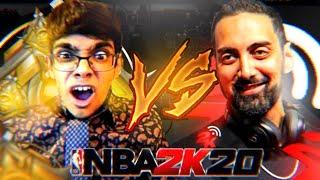 I Stream Sniped My FATHER Ronnie2k On NBA 2K20!! (Ronnie2k Son vs Ronnie2k)
