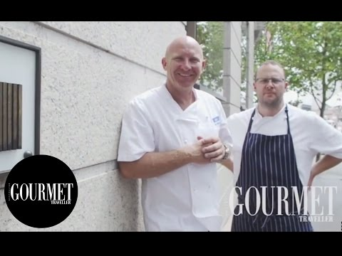 Matt Moran Talks About Aria's New Menus | Gourmet Traveller