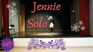 [Kpop in public] - [SOLO DANCE COVER CONTEST] - Jennie(제니) - 'SOLO' - Dance cover by Wanna Dance