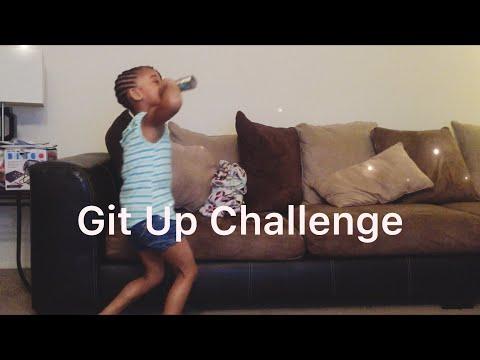 Jessie World Git Up challenge The Git Up by Blanco Brown #gitupchallenge