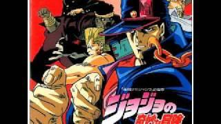 Dio's Theme - Jojo's Bizarre Adventure OVA OST