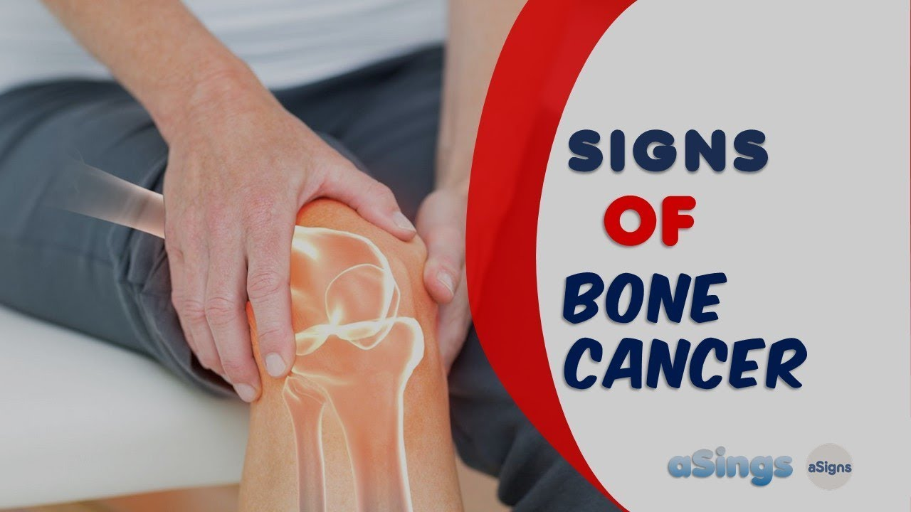 what is symptoms of bone cancer