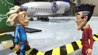 Airline Tycoon 2 - Test / Review von GameStar (Gameplay) (deutsch german)
