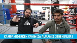 Kampa Giderken Alınacaklar / Türkiye Turu / Decathlon