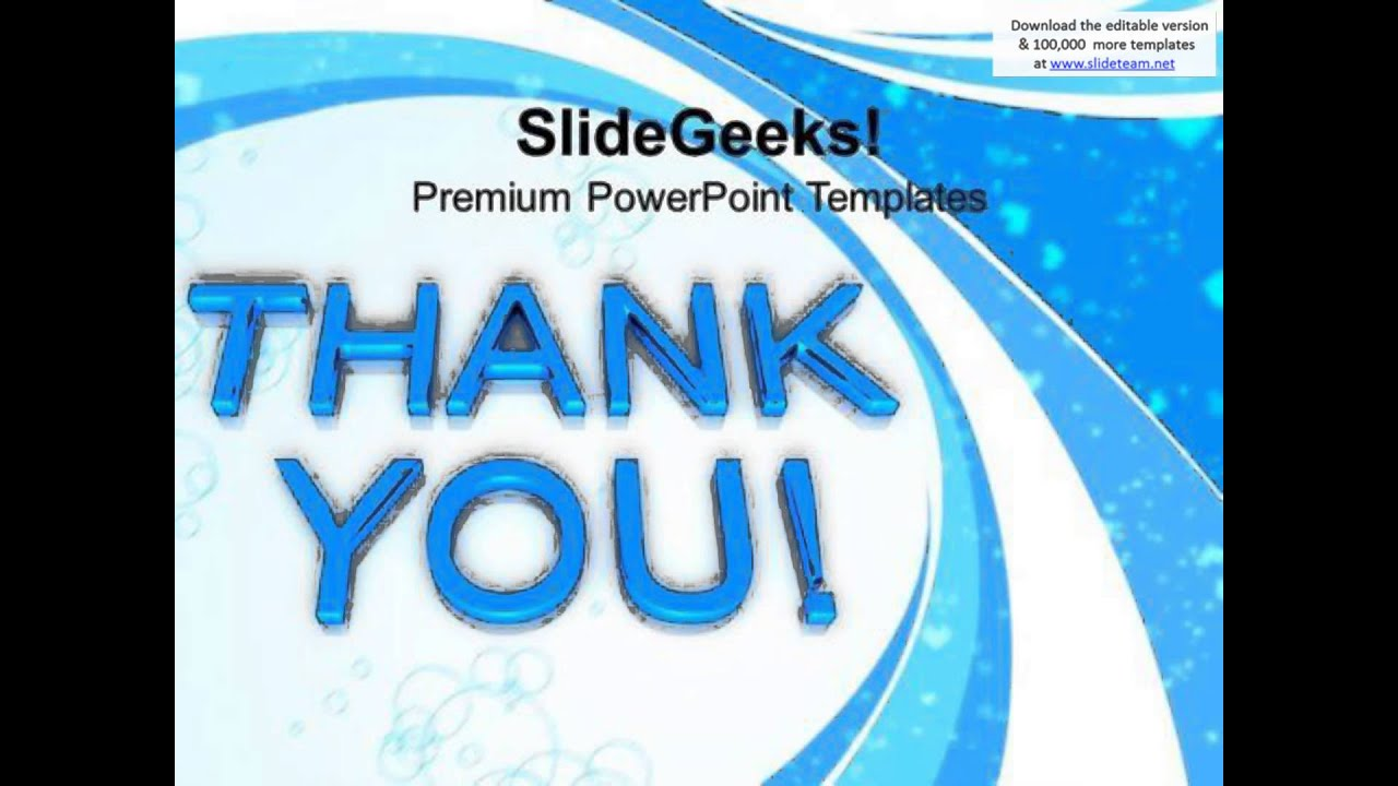 thank you abstract powerpoint templates and powerpoint themes 1112, Presentation templates