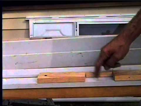 Installing Door Hinge To Jamb YouTube - Door jamb hinge template