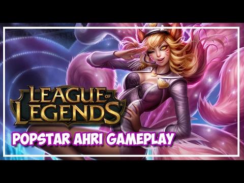 CHARMING! - Popstar Ahri Mid - League of Legends