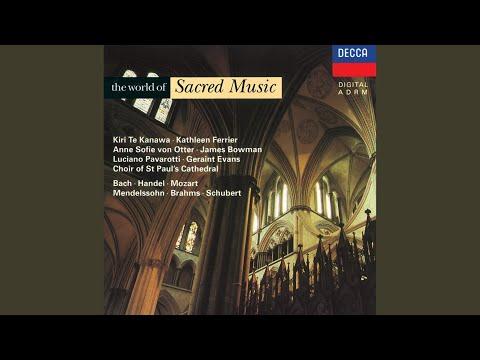 Brahms: Ein Deutsches Requiem, Op.45 - How Lovely Is Thy Dwelling Place