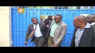 Francis Gachuri na Jane Gatwiri wa NTV washambuliwa