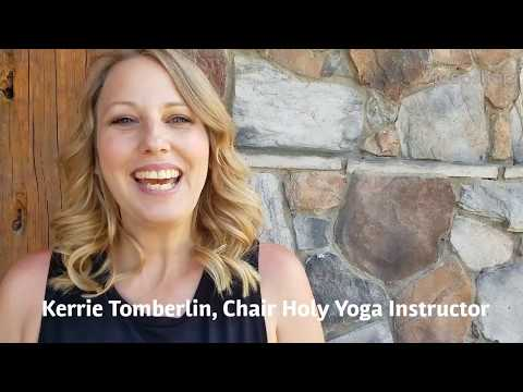 Kerry Tomberlin - Chair/Senior Holy Yoga