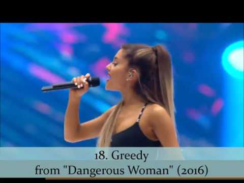 Every Ariana Grande song: RANKED! Worst to Best