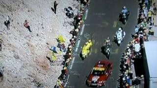 tour de france 2009- le mont ventoux- victoire de j-m Garate