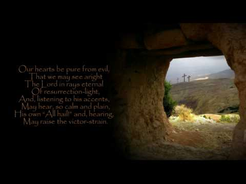 Day of Resurrection (St. John of Damascus) - Classic Christian Easter Hymns with Lyrics