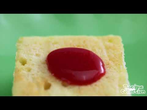 How To Make Easy Petit Four Cake