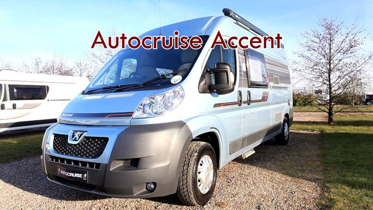 Van Conversion Review Autocruise Accent Which Motorhome Magazine