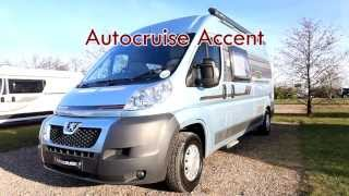 Van Conversion Review: Autocruise Accent (Which Motorhome Magazine) - Motorhome video review