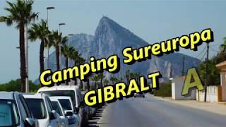 Camping Sureuropa, Gibraltar, La Linea de la Concepcion,