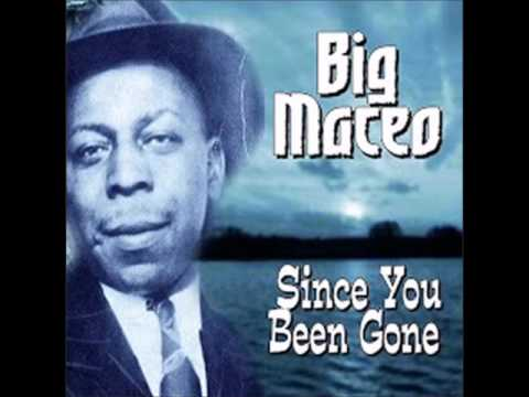 Big Maceo Merriweather, Texas blues