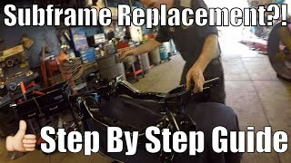 How To: Subframe Replacement On Dodge Charger/Challenger!