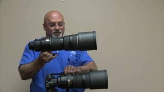 Comparing Nikon Supertelephoto Lenses