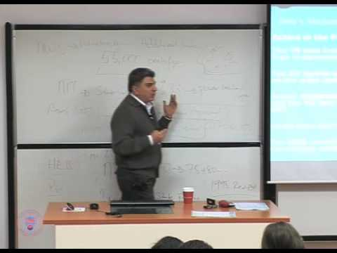 IR343 20101123 LECTURE24   Iran's Nuclear Program  Origins and Evolution Part 4
