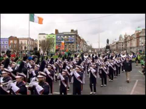 Marching Illini 2014 RTE Ireland